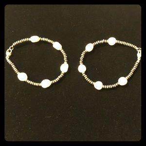 Freshwater Pearl Beaded Bracelets